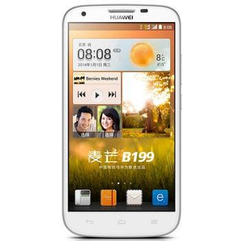 华为 麦芒B199 电信3G手机 CDMA2000/GSM 双模双待双通