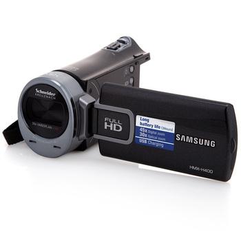 三星 HMX-H400 全高清闪存数码摄像机