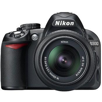 Nikon  D3100 单反套机