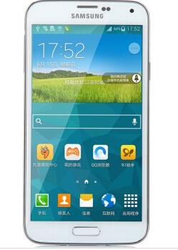 三星 GALAXY GRAND2 G7106 3G手机(釉白色) WCDMA/GSM 双卡双待