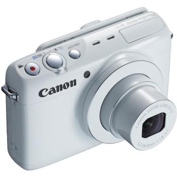 佳能 PowerShot N100可翻转触摸式数码照相机