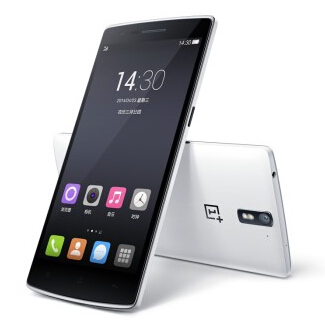 一加 4G手机 (Baby Skin白)TD-LTE/TD-SCDMA/GSM 16G版