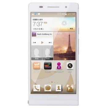 华为 Ascend P6 S 3G手机 WCDMA/GSM 双卡双待