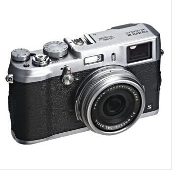 富士(FUJIFILM) FinePix X100S 旁轴数码相机 银色