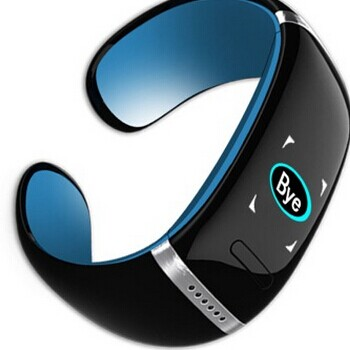 智蝶科技(SMARTFLY) 全球首款OLED电容触摸屏蓝牙智能手环/智能手镯