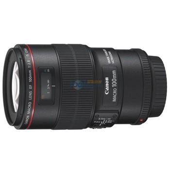 佳能(Canon) EF 100mm f/2.8L IS USM 微距镜头